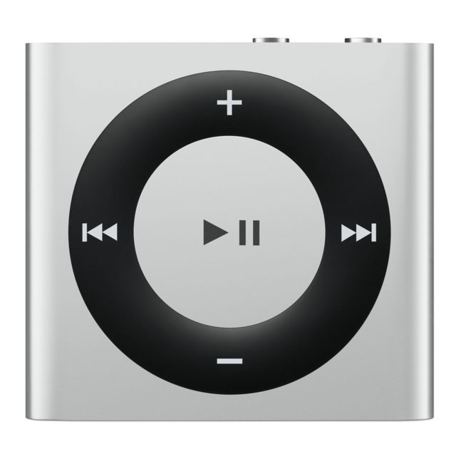 APPLE - iPod Shuffle 2Go Argent
