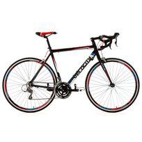 Ks Cycling - Vélo de course 28'' Velocity noir Tc 59 cm