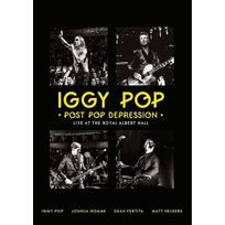 Eagle vision - Iggy Pop - Post Pop Depression – Live At The Royal Albert Hall Dvd
