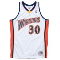online store c5080 f1c6c Mitchell And Ness - Maillot Golden State Warriors Stephen Curry , 30  2009-2010