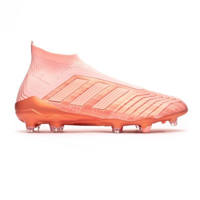 Adidas Predator 18+ FG pas cher Achat Vente Chaussures