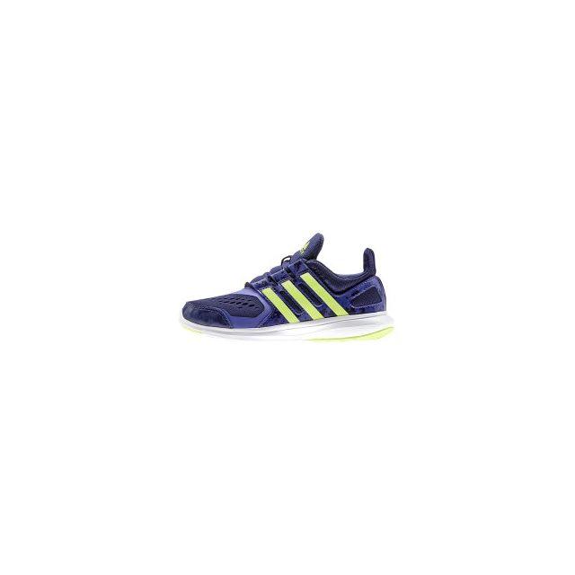 timeless design 04dff ecb9f Adidas - Chaussures Hyperfast 2.0 K bleu vert garçon - pas cher Achat   Vente Chaussures running - RueDuCommerce