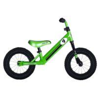 "Rebel Kidz - Vélo d'apprentissage 12,5"" acier vert"