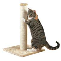Aucune - Parla Arbre a chat Hauteur 62 cm beige peluche et sisal naturel - Trixie