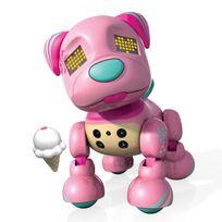 Spin Master - Robot interactif : Zoomer zuppies Love : Sundae