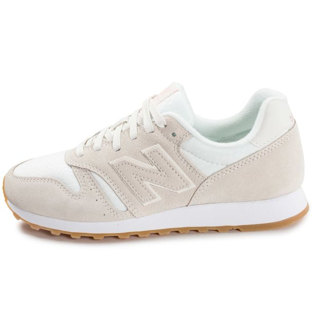61cd04b09b535 New Balance - Wl373 Cr Beige 36 - pas cher Achat   Vente Baskets ...
