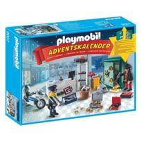 Playmobil Noël Calendrier de l´Avent Police