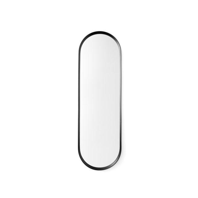 Menu Miroir mural ovale Norm