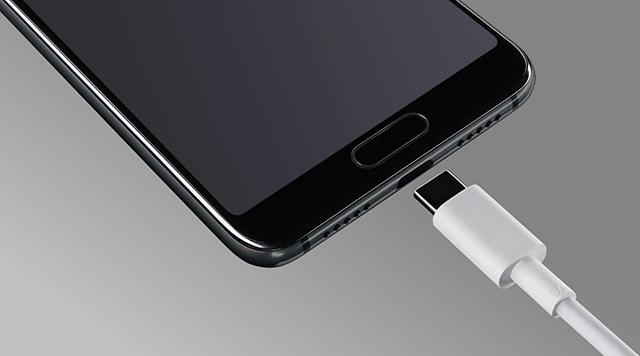 design haut de gamme Huawei P20