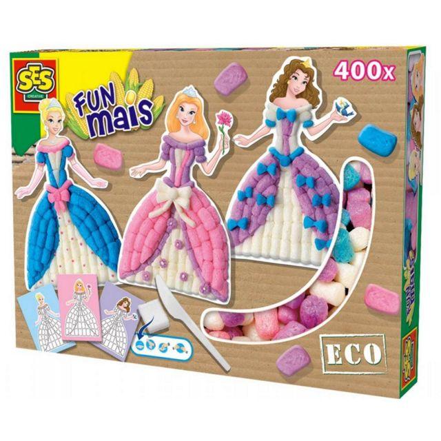 Ses Creative Funmais Eco : Princesses Disney