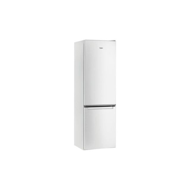 Whirlpool W7911W - Refrigerateur Combine - 368 L 264 L+104 L- Total NoFrost - A+ - L59,6cm x H201cm - Blanc