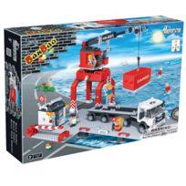 Banbao - construction - porte contener camion doker - 538 pieces
