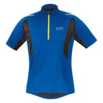 Gore - Maillot Bike Wear Countdown 2.0 Mc bleu noir