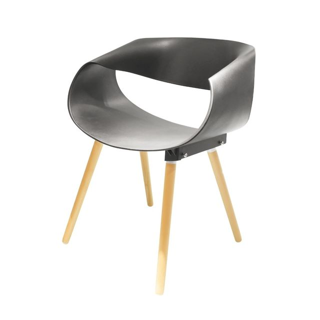 The Concept Factory Fauteuil Infini gris