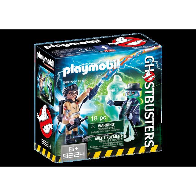 PLAYMOBIL - Spengler et fantômes - 9224