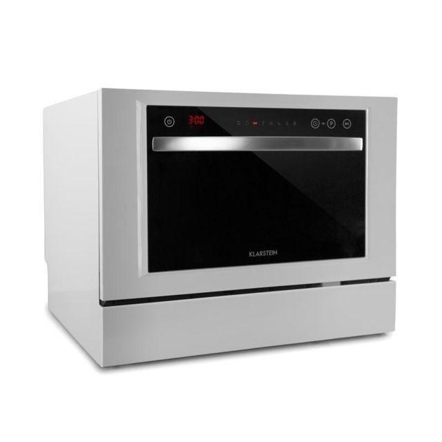 KLARSTEIN Amazonia 6 Luminance lave-vaisselle 1380W 49dB classe A+ - blanc