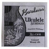 Pono Kooalau - Cordes Ukulele concert Ko'oalau Alohi 4ième filée