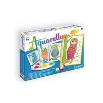 Sentosphère - Aquarellum Junior Hiboux