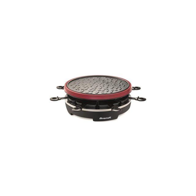 Brandt Raclette 8 Pers 1400w - Rac800mg2