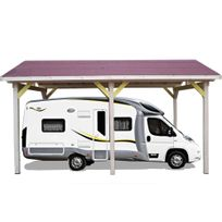 Habrita - Carport pour camping-car