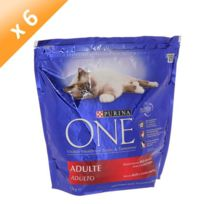 Purina - One Chat Adulte Boeuf 15Kg -x6