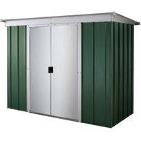 Yardmaster - Abri de jardin métal Fiori 3,50m²