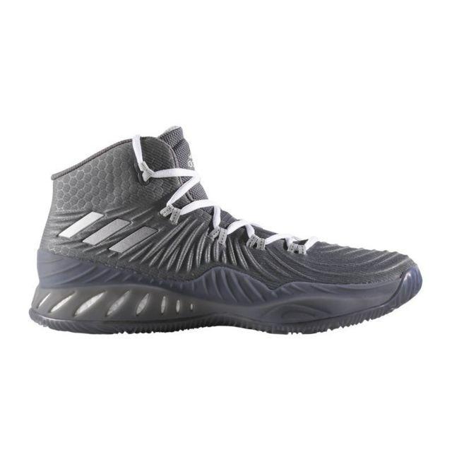 4a348126ae6 Adidas - Chaussure de Basketball Crazy Explosive 2017 Grise pour homme  Pointure - 42 - pas cher Achat   Vente Chaussures basket - RueDuCommerce