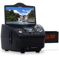 ONECONCEPT - Combo-scanner pour photos, diapos klarstein SD x d 5,1MP