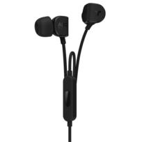 AKG - Écouteurs stéréo avec télécommande et micro Y20UBLK - Noir