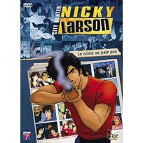 Beez Entertainment - Nicky Larson - Vol. 8 : Le crime ne paie pas