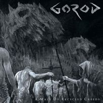 Listenable - Gorod - A maze of recycled creeds Vynil