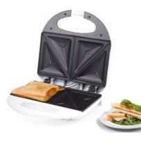 TriStar - Appareil à Croques Monsieur ou sandwich - Couvercle avec verrou