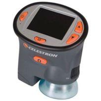 Celestron - Microscope numérique de poche avec écran Lcd