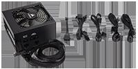 TX650 650W - 80 Plus Gold