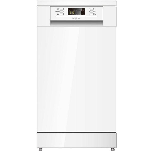 CALIFORNIA lave-vaisselle 45cm 9c 49db a+ blanc - w45a1a401j