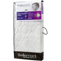 BELLEMONT - Matelas ultra confort latex 60 x 120 cm