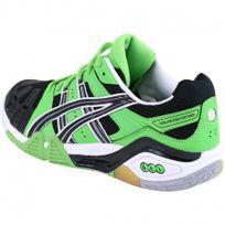 chaussure de salle asics femme