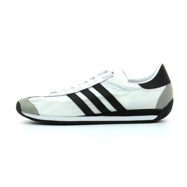 Adidas originals - Chaussure mode adidas Country Og Blanc