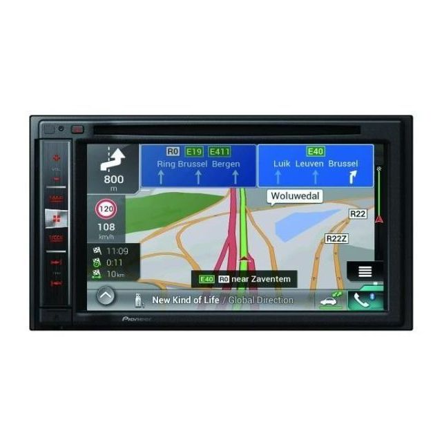 Pioneer Autoradio/VIDEO/GPS Avic-f980DAB