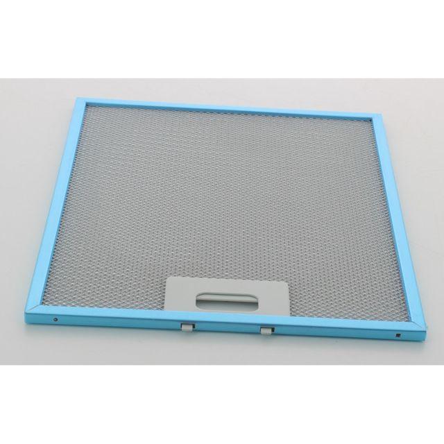 Brandt Filtre graisse rectangulaire 305 x 265 x 7 mm pour Hotte