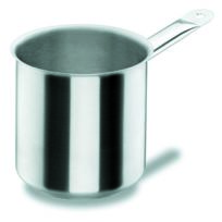 Lacor - Casserole bain-marie avec fond en inox 18/10 - Ø 16 cm - Chef Classic