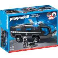 PLAYMOBIL - Véhicule d'intervention des forces spéciales - 5564