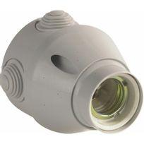 Ebenoid - Douille à visser E27 patère