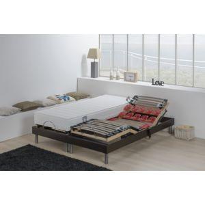 memorypur ensemble relaxation better luxe matelas m moire de forme 2x80x200 weng 200cm x. Black Bedroom Furniture Sets. Home Design Ideas
