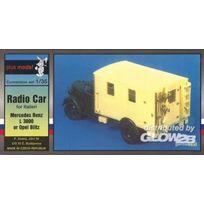 No Name - Opel Blitz Kit De Conversion De Voiture Radio Pour Le Kit Italeri 01:35