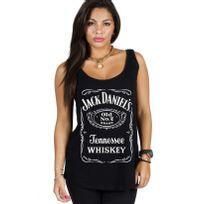 Magic custom - Débardeur femme jack daniels Tennessee Whiskey