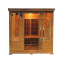 France Sauna - Sauna Infrarouge Luxe Club 4/5 Personnes