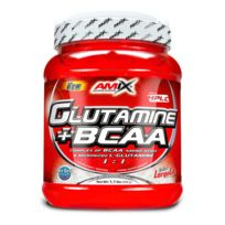 Amix - Glutamine + Bcaa Powder saveur neutre 500 g