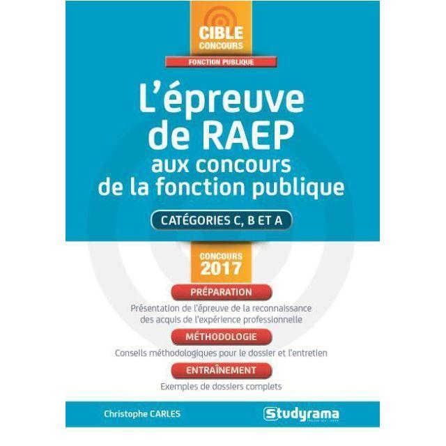 Studyrama L Epreuve De Raep Aux Concours De La Fonction Publique