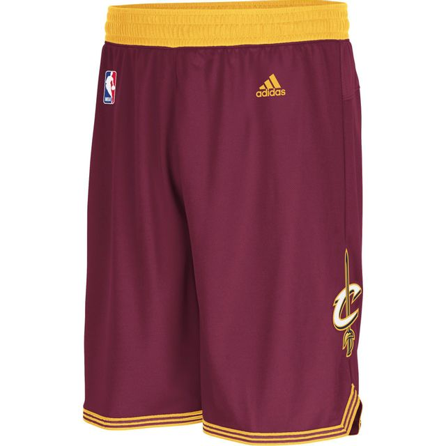 Cleveland Pas Adidas Cavaliers Cher Swingman Achat Short Nba qj34RA5L
